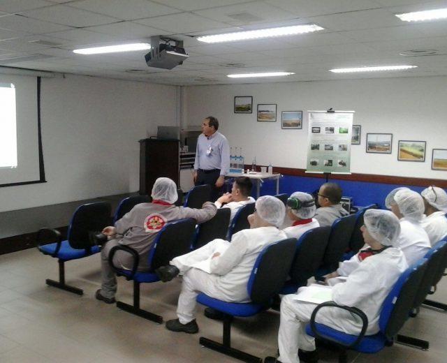 BIOCANE REALIZA 1º. ENCONTRO TÉCNICO SOBRE TRATAMENTO DE EFLUENTES INDUSTRIAIS NA ARCOR DO BRASIL